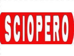 <strong>AVVISO SCIOPERO PER LA GIORNATA DI MERCOLEDI' 11 DICEMBRE</strong>